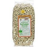 Werz Vollkorn-Buchweizen gepufft ungesüßt, glutenfrei, 4er Pack (4x 80 g Beutel) - Bio