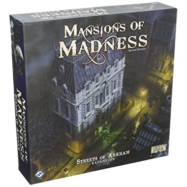 Mansions of Madness Second Edition: Streets of Arkham