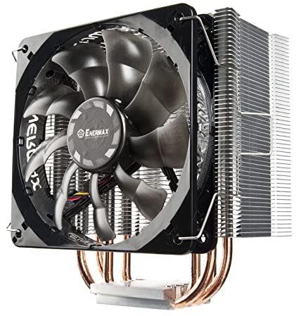 a63e1819516 Enermax ETS-T40-TB CPU Cooler with T.B.Silence PWM Twister Bearing Cooling  Fan