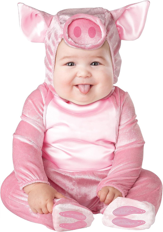 KIDS PLUSH PIG COSTUME piglet dress up suit halloween cute children dressup pigs