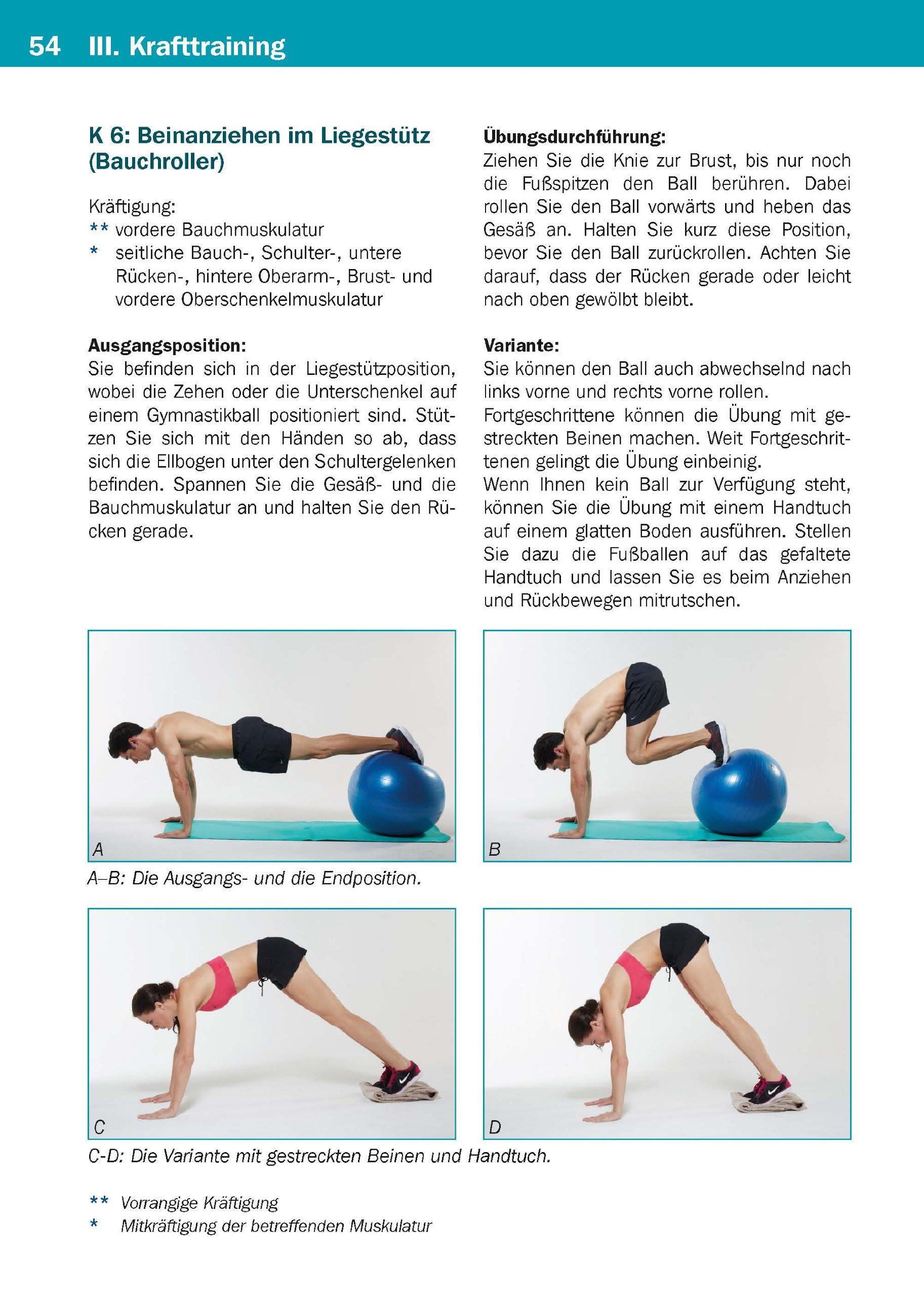 Perfektes Training Für Bauch Und Rücken Amazonde Christoph Delp