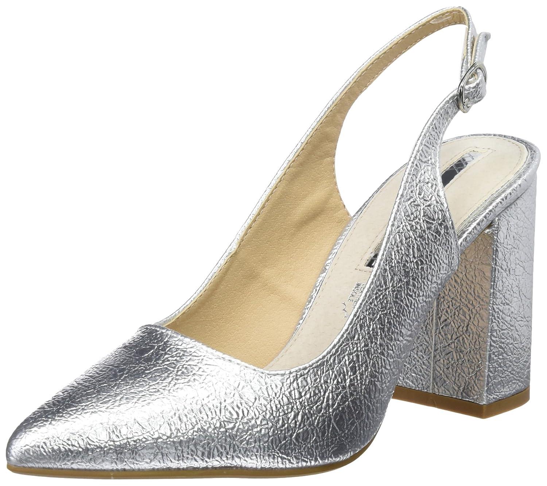 TALLA 38 EU. Maria Mare Mara, Zapatos de tacón con Punta Cerrada para Mujer