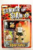 WWF - Summer Slam 99 - 1999 - Al Snow Action Figure - Road Rage - w/ Head & ...