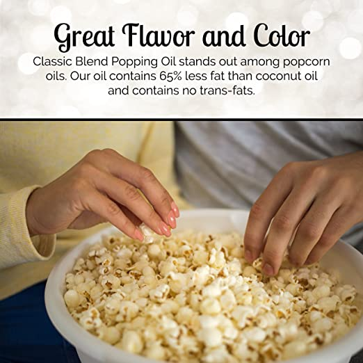 Wabash Valley Farms Classic Blend Popcorn Popping Oil
