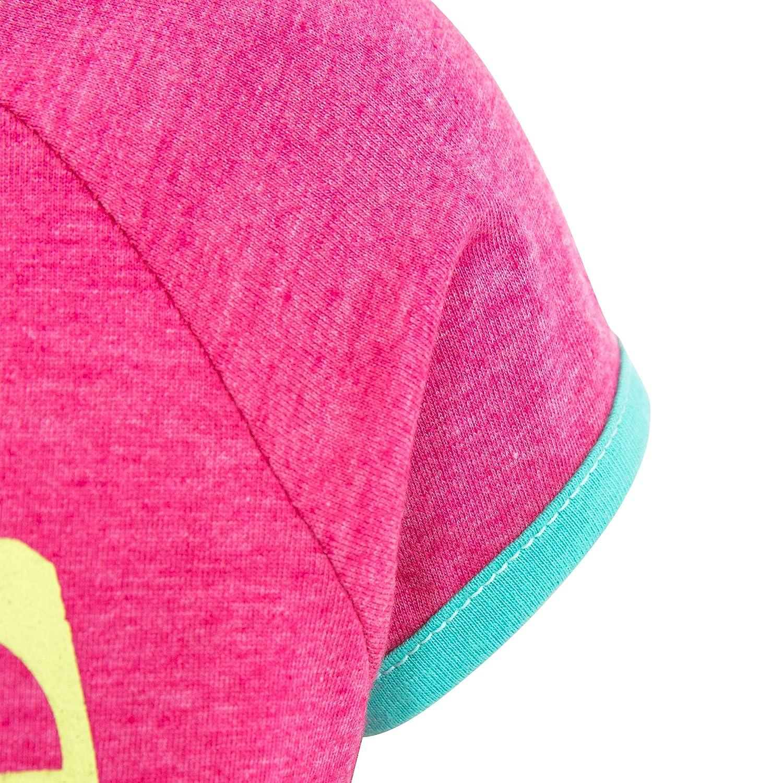Trespass M/ädchen Lovebird T-Shirt Mit Coolem Frontalaufdruck