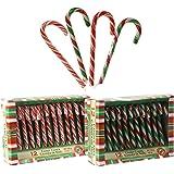 Bada Bing Zuckerstange Candy Canes Lollie Weihnachten gestreift (24 tlg.)