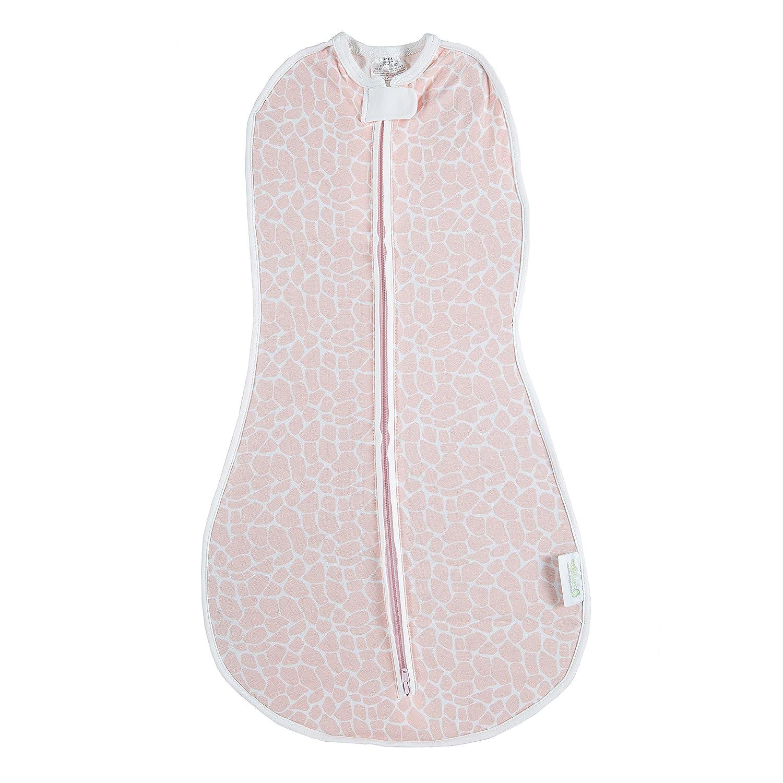 Serene Elephant Woombie Original Nursery Swaddling Blanket 14-19 lbs