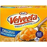 Velveeta Shells & Cheese Dinner, 12-Ounce Boxes (Pack of 6)