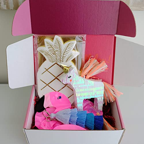 Birthday Box For Best Friend Gift Her Basket Women