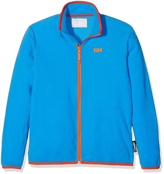 Helly Hansen JR Daybreaker Fleece Scarf Jacket - Chaqueta para niños