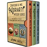 The Professor & Mrs. Moriarty Mysteries: Books 1-3