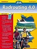 DVD-Radrouting 4.0. Die schönsten Radfernwege und Radtouren in Deutschland