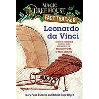 Leonardo da Vinci: A Nonfiction Companion to Magic Tree House Merlin Mission #10: Monday with a Mad Genius