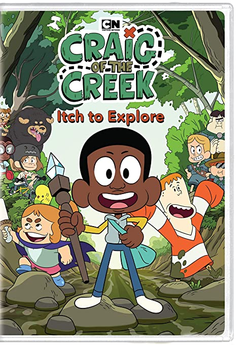 Amazon com: Cartoon Network: Craig of the Creek: Itch to