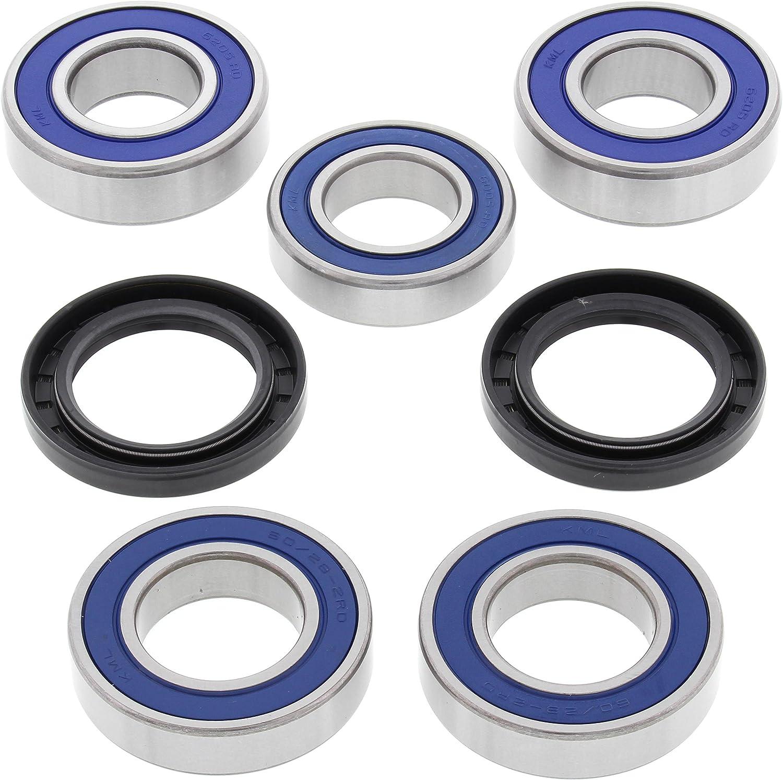 All Balls 25-1665 Wheel Bearing and Seal Kit