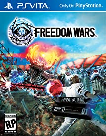 Freedom Wars - PS Vita [Digital Code]