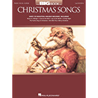 The Big Book of Christmas Songs Songbook (Piano-Vocal-Guitar Series) book cover
