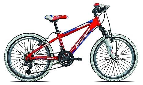 Legnano Ciclo 670 Twister Bicicletta Bambini Rosso 20 Amazonit