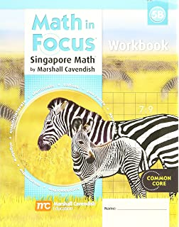 Math in focus singapore math 1a student edition marshall math in focus singapore math student workbook book b grade 5 fandeluxe Image collections