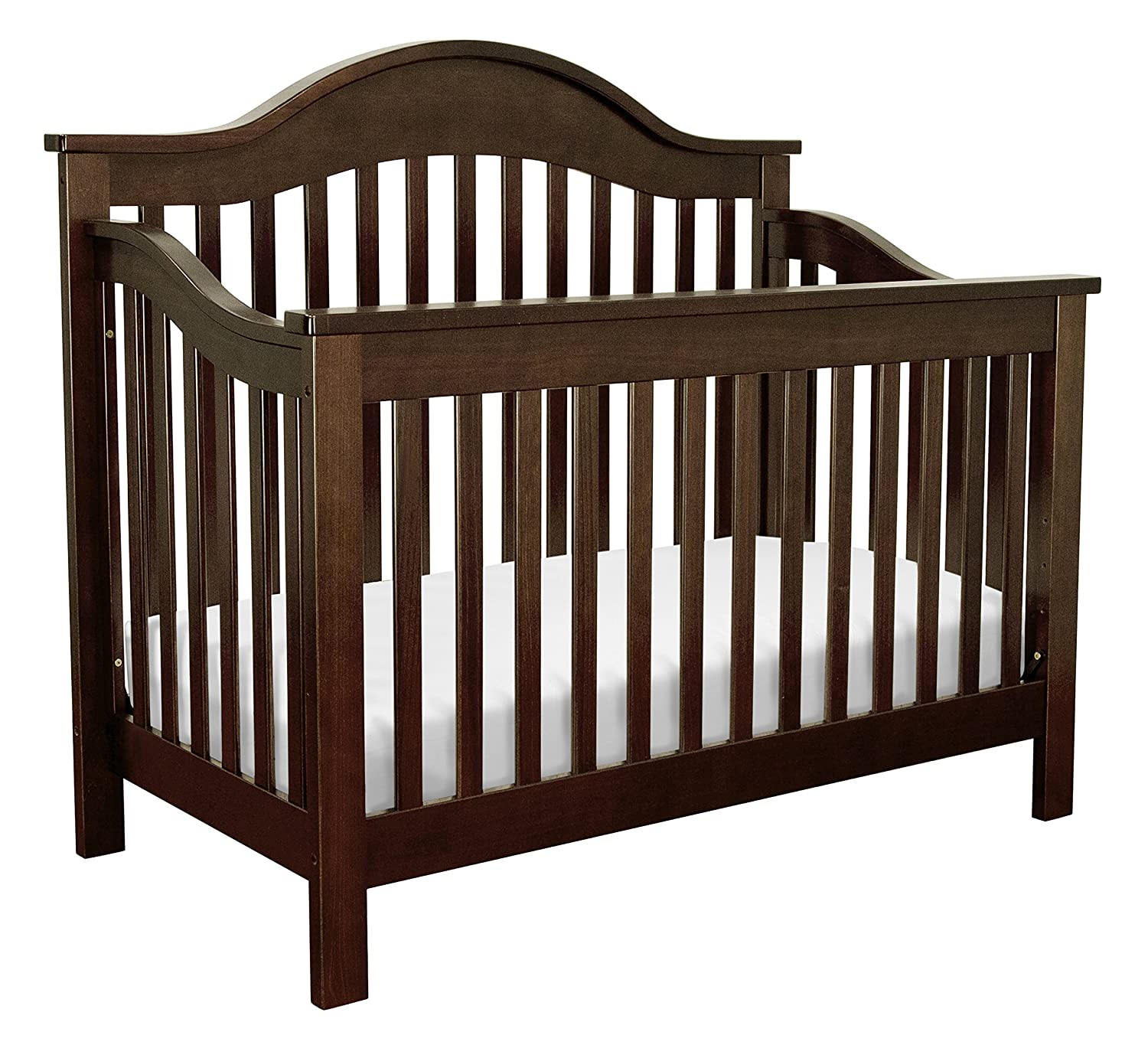 Amazon DaVinci Jayden 4 In 1 Convertible Crib Espresso Baby