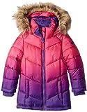 Amazon Price History for:Weatherproof Girls' Bubble Jacket with Terry Fleece Lining