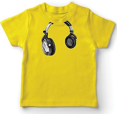 lepni.me Camiseta para Niño/Niña Regalo de DJ para los ...
