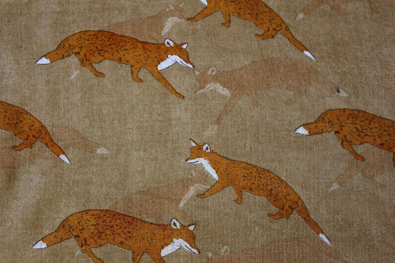 pashmina wraps KukuBird FOX OWL print Purse animal pattern long shawls scarves head scarf