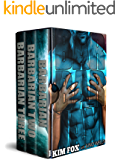 Barbarian Box Set: Barbarians of Zandipor Books One, Two and Three