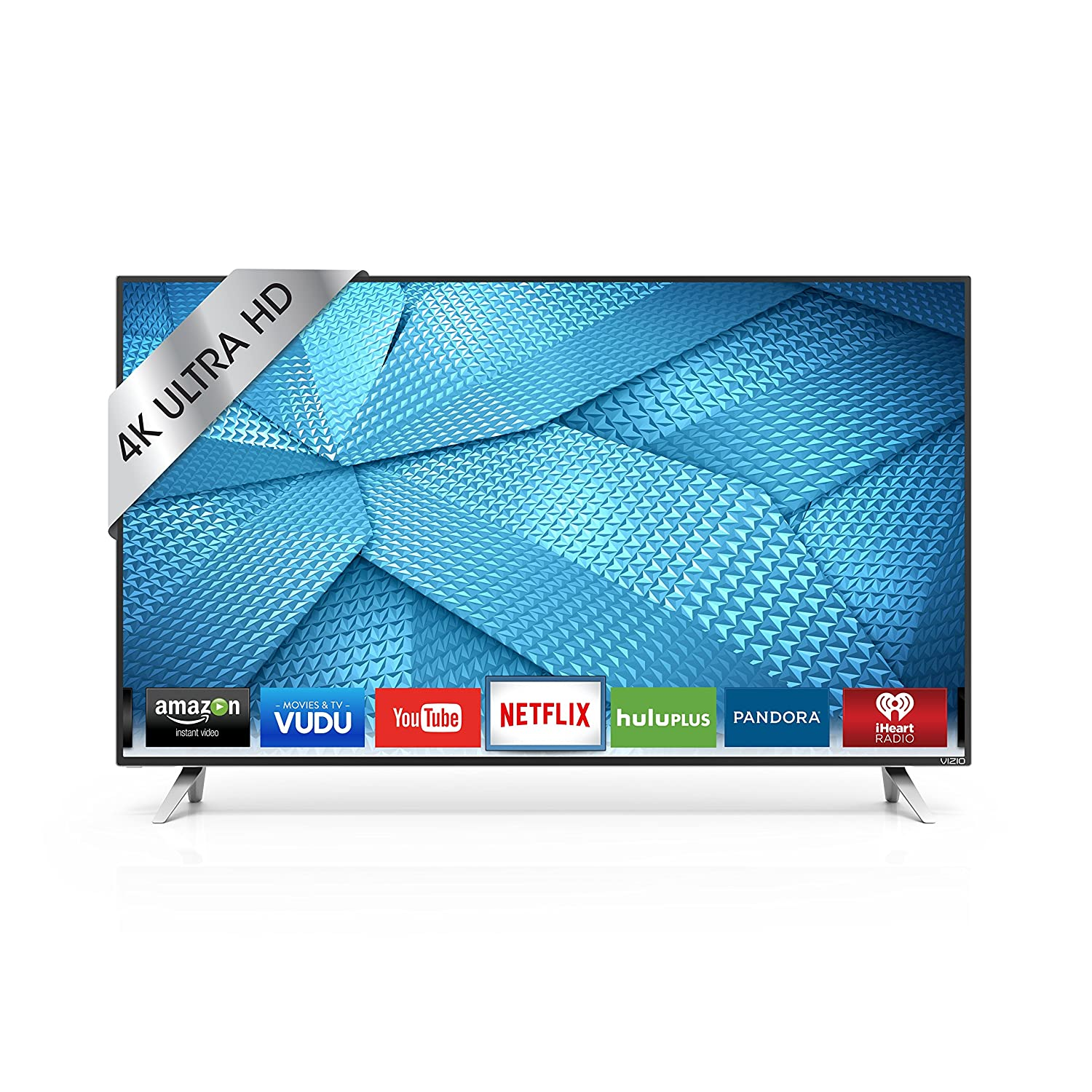 Amazon VIZIO M50 C1 50 Inch 4K Ultra HD Smart LED TV 2015