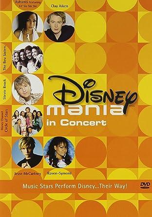 Amazon com: Disney Mania in Concert: Clay Aiken, Raven: Movies & TV