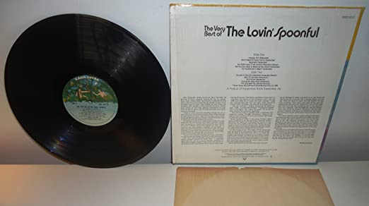 The Very Best Of The Lovin' Spoonful Original recording
