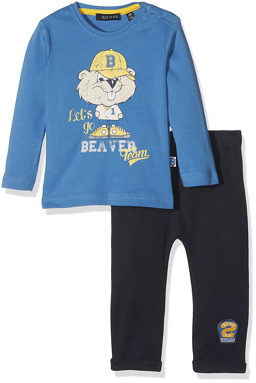 Blue Seven Baby-Jungen Bekleidungsset 473039 X *