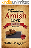 The Broken (Forbidden Amish Love Book 1) (English Edition)