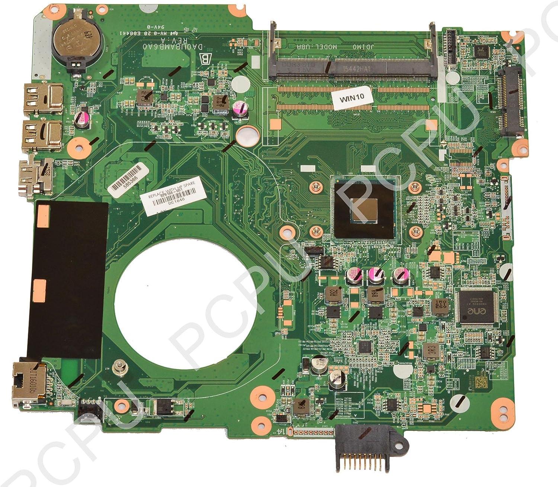828166-601 HP 15-F Laptop Motherboard w/Intel Pentium N3540 2.16Ghz CPU