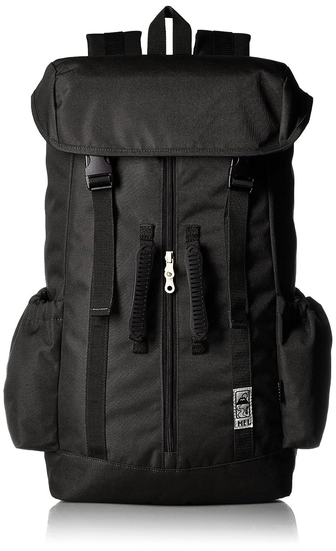 [エムイーアイ] リュック Zipline Pack Solid MEI-000-161015 B019C9NMJU  Blk