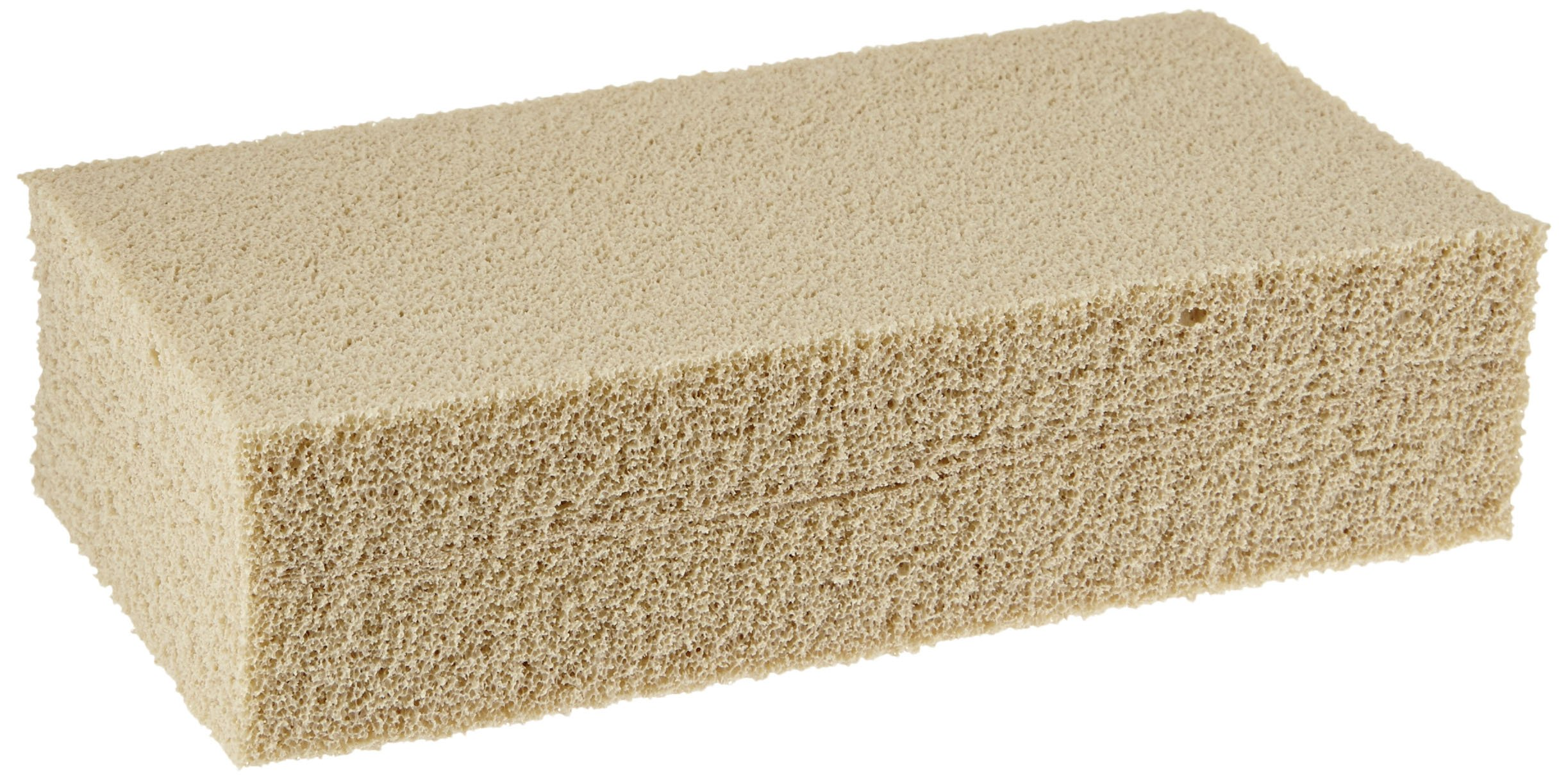 Impact 7100 Chemically Treated Sponge, 6-1/4'' Length x 3'' Width x 2'' Height, Beige (Case of 36)