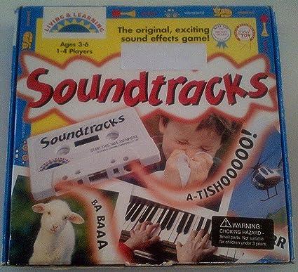 amazon com soundtracks living learning toys games