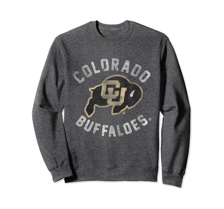 b7fe1bf8 Colorado Buffaloes CU Buffs NCAA Women's Sweatshirt C36AH02-alottee gift