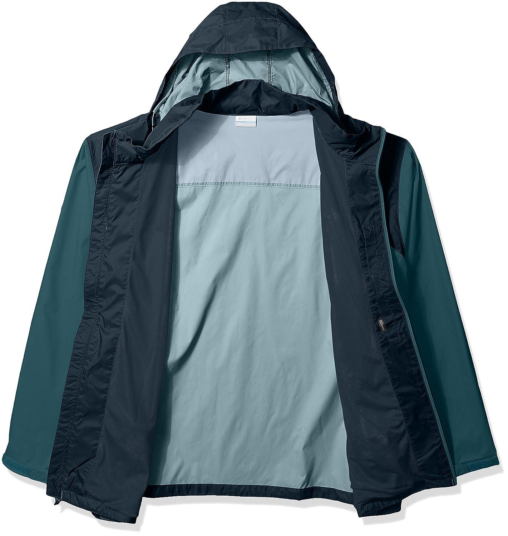 Columbia Mens Big-Tall Big and Tall Glennaker Lake Rain Jacket
