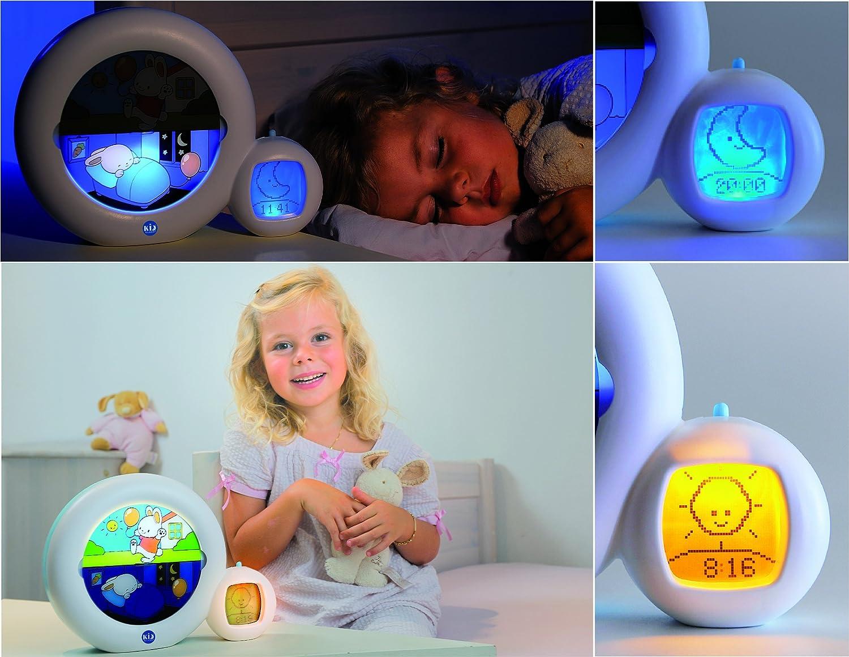 Claessens' Kids Kid'Sleep Moon Sleeptrainer Nightlight ...