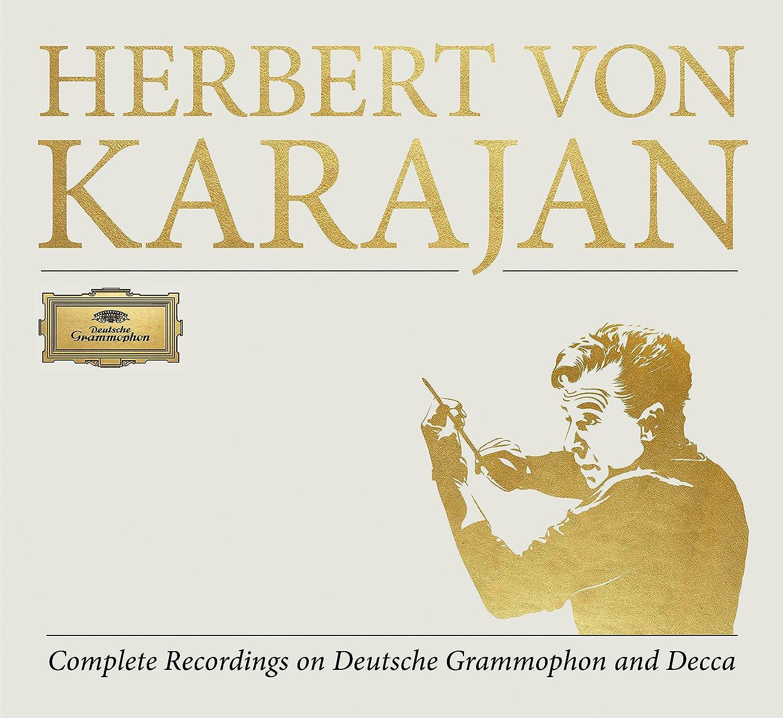3e5e5fcbd Herbert von Karajan - Complete Recordings On Deutsche Grammophon And Decca   Amazon.co.uk  Music