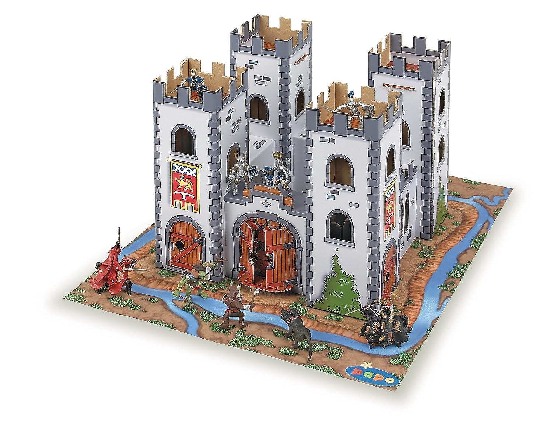 Papo Ritterburg - Papo Mini-Burg aus Pappe