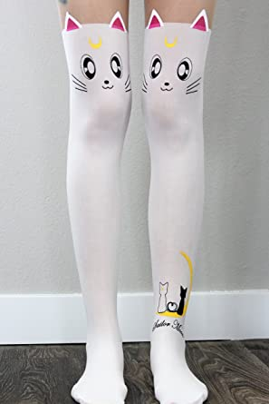 5e3f1d51cbf Amazon.com  Cute Sailor Moon Decorative Stockings