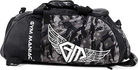 Gym Maniac GM Ergonomic CrossFit Backpack