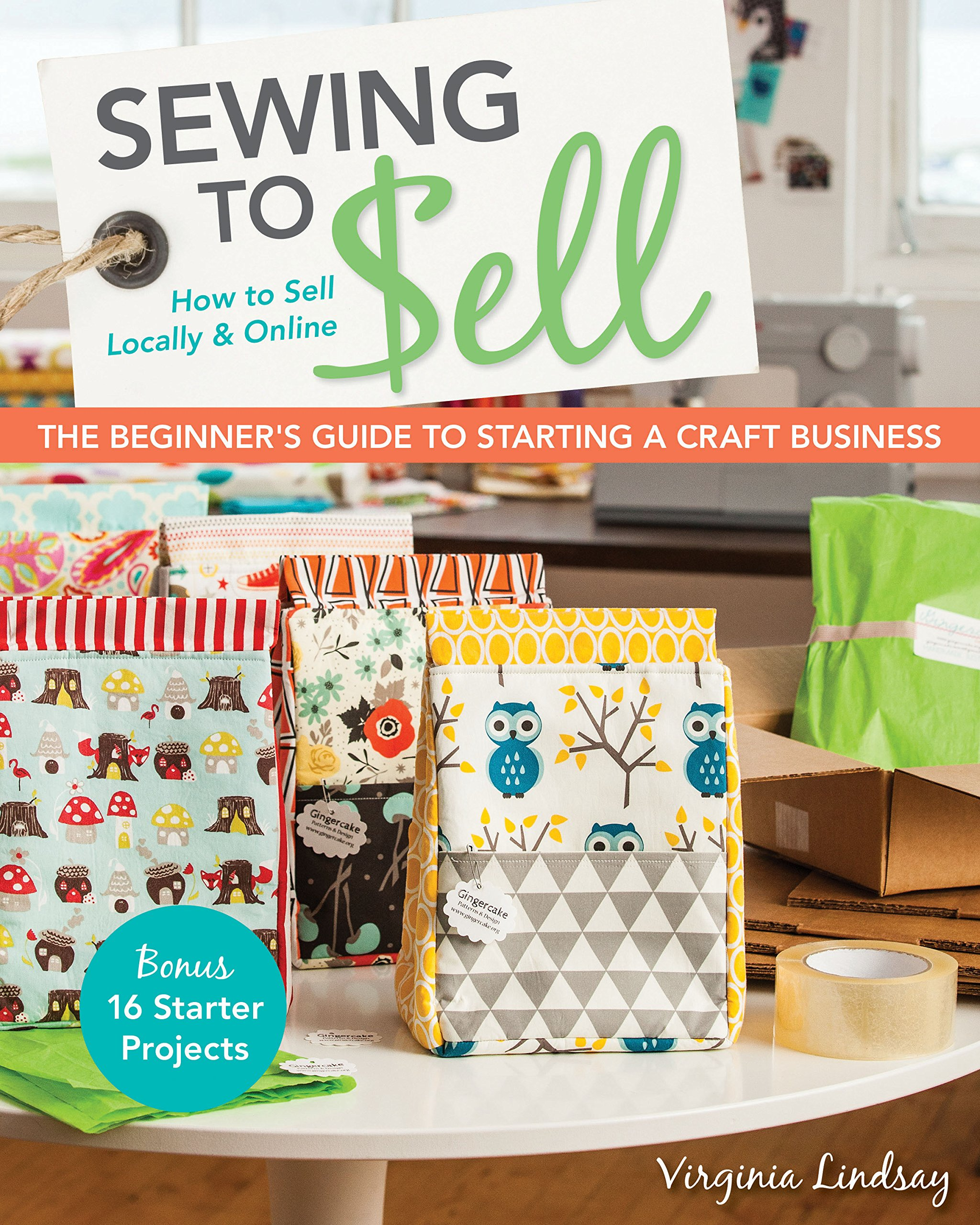 Sewing Sell Beginners Starting Business product image