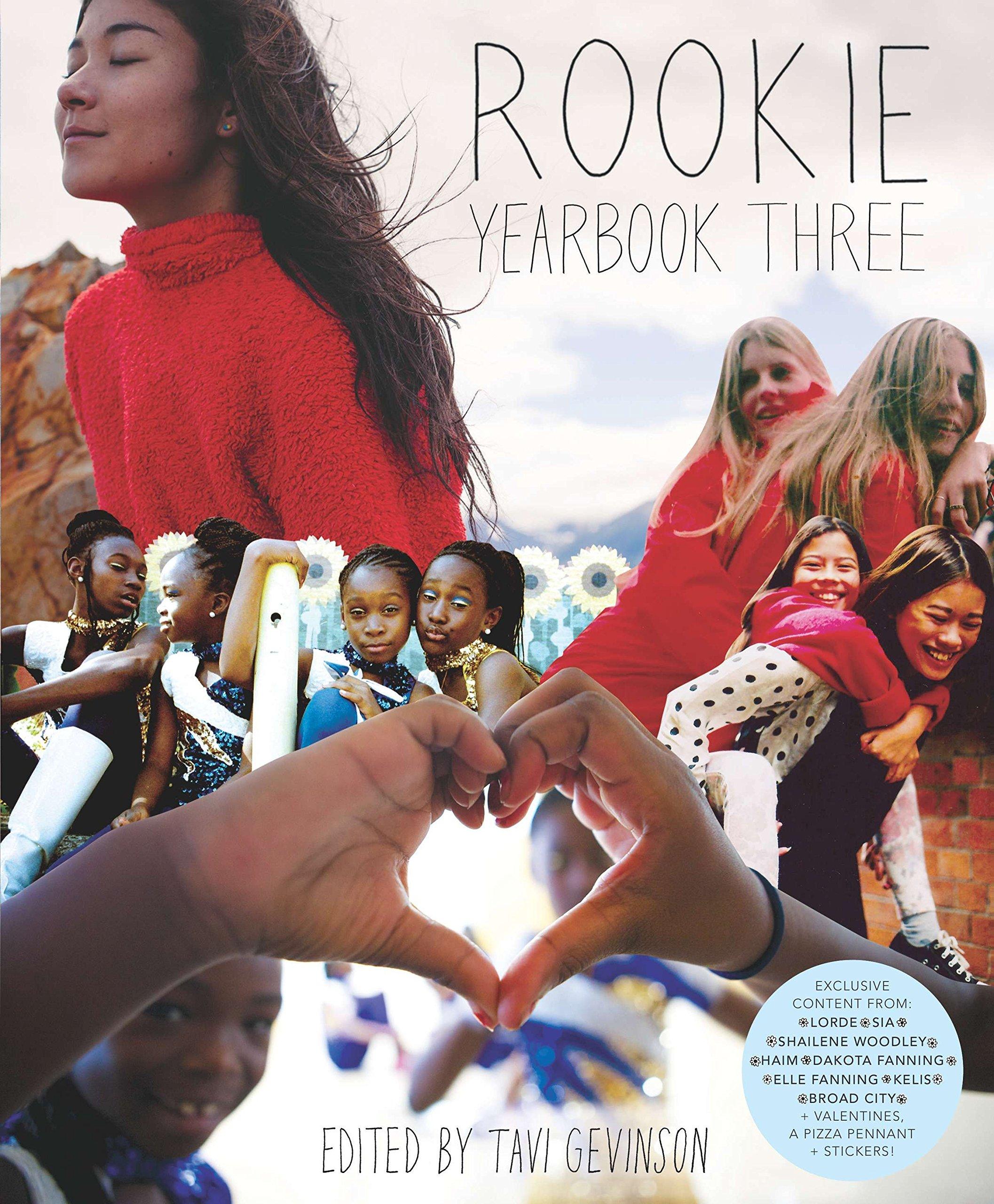 Rookie Yearbook Three pdf