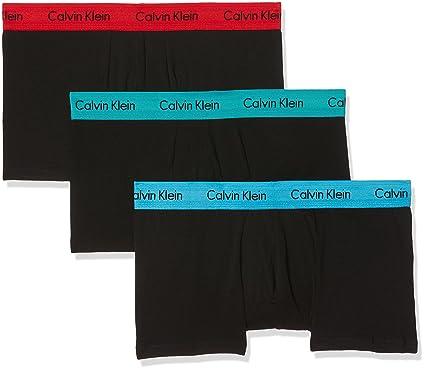 91ba1d32e7cd1 Calvin Klein Boxer Homme (Lot de 3)  Amazon.fr  Vêtements et accessoires
