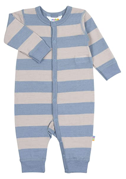 Joha - Pelele para dormir - Rayas - para bebé niño azul 104 cm