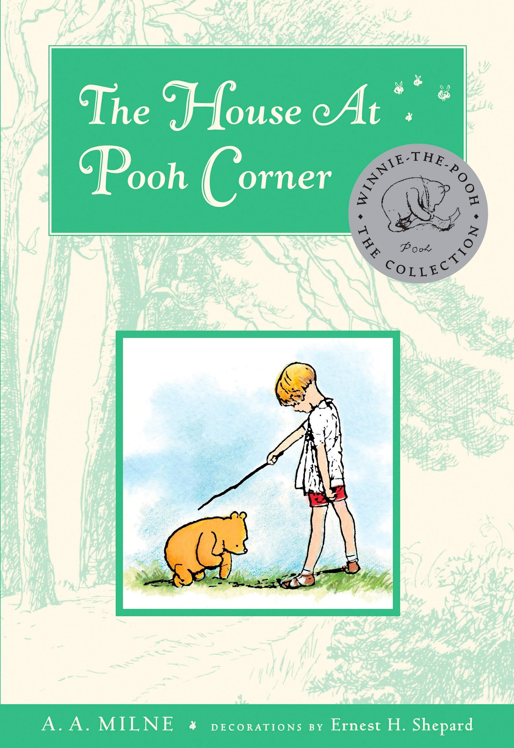 Read Online The House At Pooh Corner Deluxe Edition (Winnie-the-Pooh) ebook