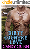 Dirty Country Love: A Step-Brother Romance Novella